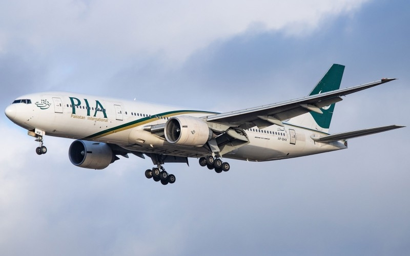 The United States has revoked the permission granted to the Pakistan International Airlines (PIA) to operate a number of special direct flights to the US. — Courtesy photo