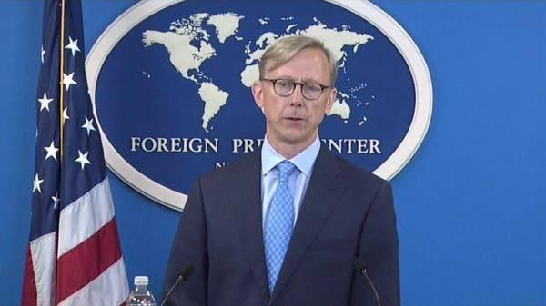 Brian Hook, US Special Representative for Iran.