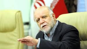 Iran's Oil Minister Bijan Zangeneh