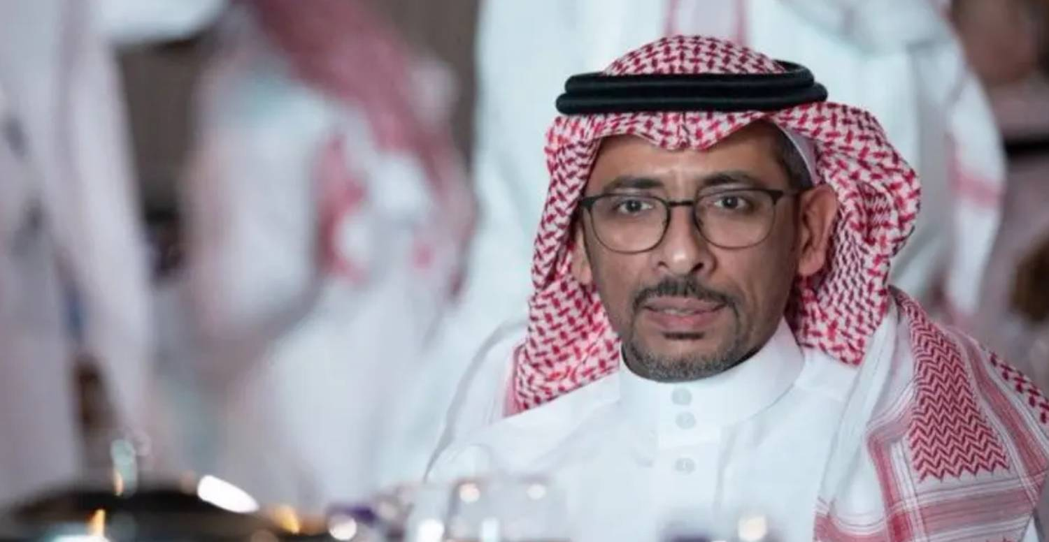 Minister of Industry and Mineral Resources Bandar Al-Khorayef.