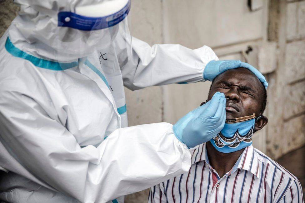 Officials said African countries, many of which do not have reliable data, must adopt an aggressive approach to encourage the wearing of face masks and ramp up testing and tracing. — File photo