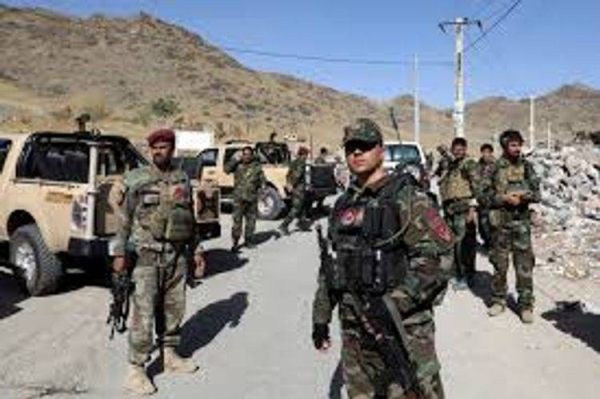 Twelve policemen and four civilians were killed during Taliban attacks in Afghanistan's provinces on Sunday. — Courtesy photo