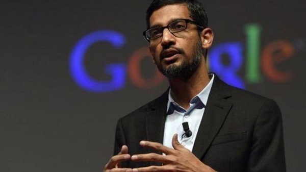 Sundar Pichai, the CEO of Google's parent company Alphabet Inc, announced the investment via livestream on Monday at the annual Google (GOOGL) for India event. — Courtesy photo