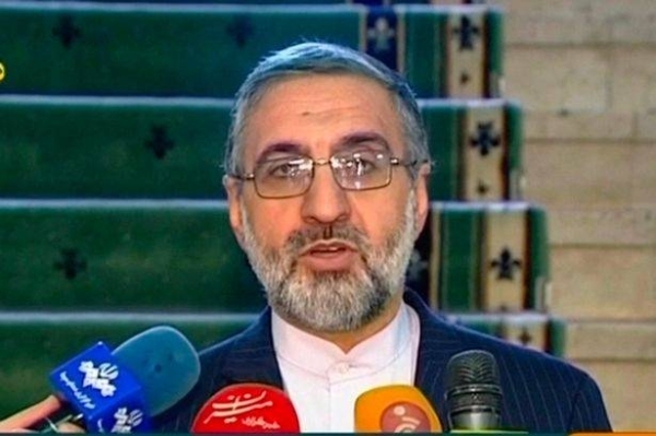 Iran's judiciary spokesman Gholamhossein Esmaili. — Courtesy photo