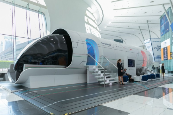 DP World has lauded a decision by the US House of Representatives to pass legislation requesting a regulatory framework for the safe deployment of hyperloop systems.