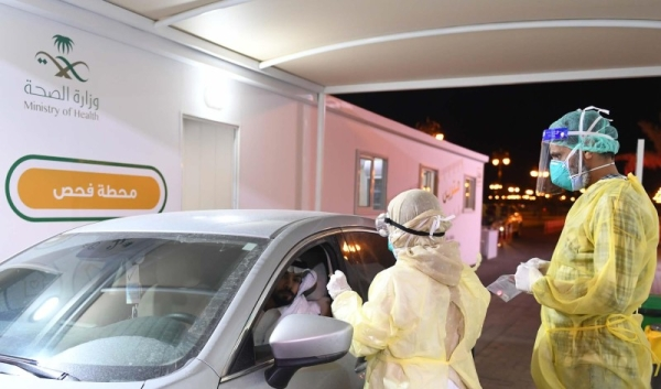 Coronavirus cases continue to drop as Saudi Arabia reports 1,258 new infections