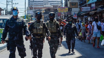 As part of the new measures, residents of Manila and four surrounding provinces on the island of Luzon have been asked to stay at home for two weeks as the number of cases in the country has surged past 100,000 — a five-fold increase from June when the country emerged from one of the world's longest lockdowns. — Courtesy photo