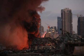 Saudi Arabia expresses solidarity with Lebanon after Beirut blast kills dozens