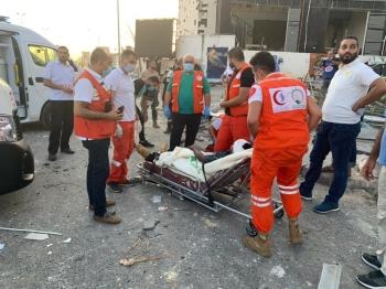 KSrelief affiliates take partin Beirut rescue operations