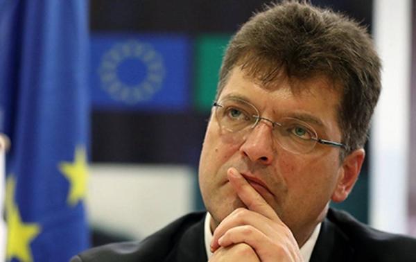 Janez Lenarčič, EU commissioner for crisis management.