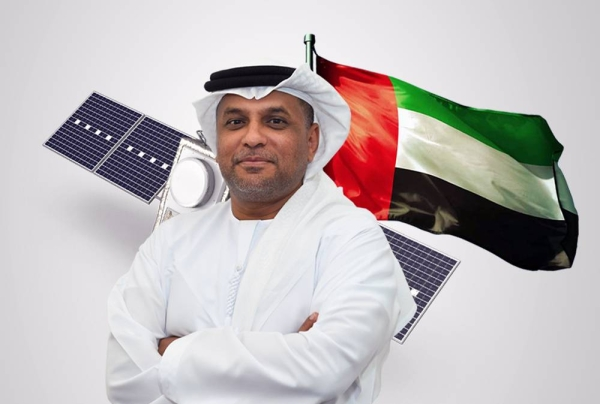 Dr. Khaled Al Hashmi, director of the National Space Science and Technology Centre (NSSTC)
