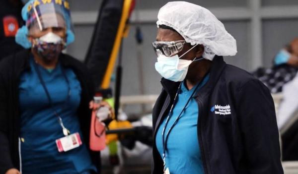 Confirmed coronavirus cases in the United States (US) hit 5 million Sunday.