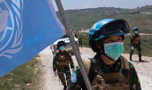 Since the onset of COVID-19 pandemic, UNIFIL and its peacekeeping troops have maintained their daily operational activities along the Blue Line in South Lebanon. — courtesy UNIFIL