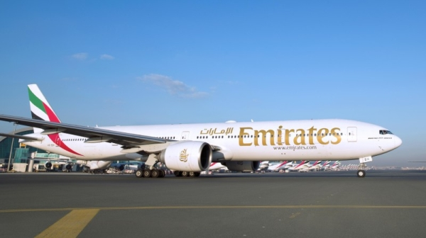 This will bring Emirates' network to 74 destinations, offering travelers convenient connections between the Middle East, Africa, Asia Pacific, Europe and the Americas through its Dubai hub. — WAM photo