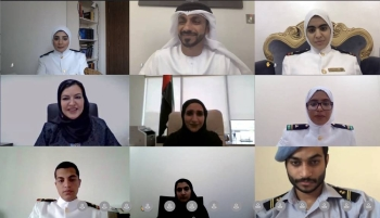 Students from the Arab Academy for Science, Technology and Maritime Transport in Sharjah (AASTS) recently took part in a webinar organized by the Federal Transport Authority for Land and Maritime as part of UN International Youth Day celebrations.