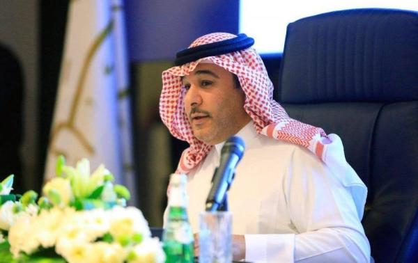 Sheikh Fahd Bin Falah Bin Hathlin, founder and chairman of International Camel Organization (ICO).