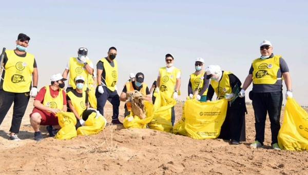 Al-Nowair initiative launches environmental campaign with the participation of 5,000 individuals.