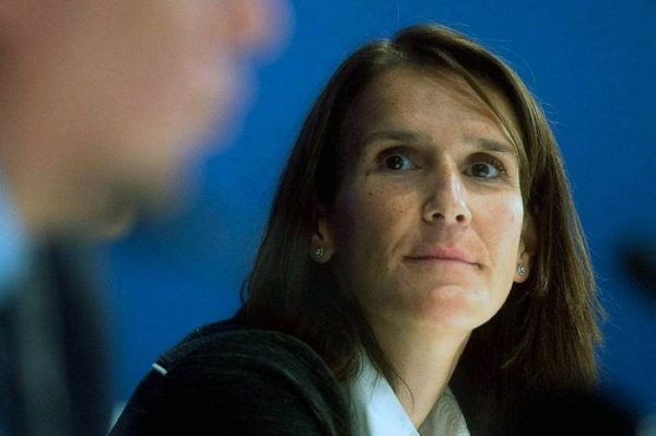 Belgian Prime Minister Sophie Wilmes eases COVID-19 restrictions.