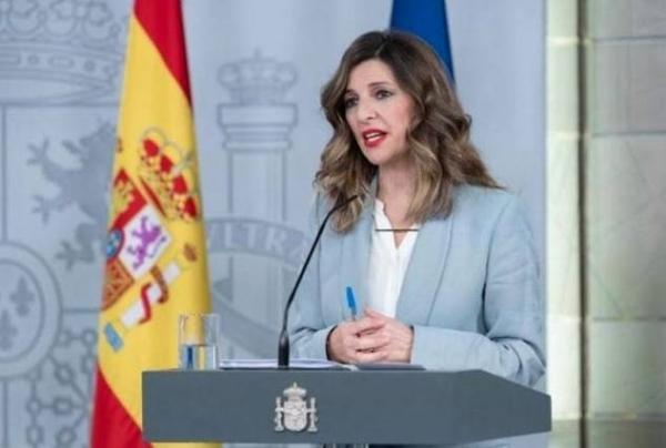 Spain's Labor Minister Yolanda Diaz