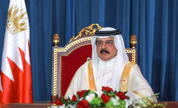 Bahrain King Hamad bin Issa Al-Khalifa reiterated his call for the creation of an independent Palestinian state with East Jerusalem as its capital during his speech at the 75th UN General Assembly on Thursday. — BNA photos