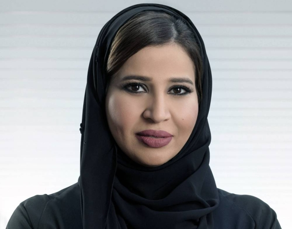 Raja Al Mazrouei, executive vice president of DIFC FinTech Hive.