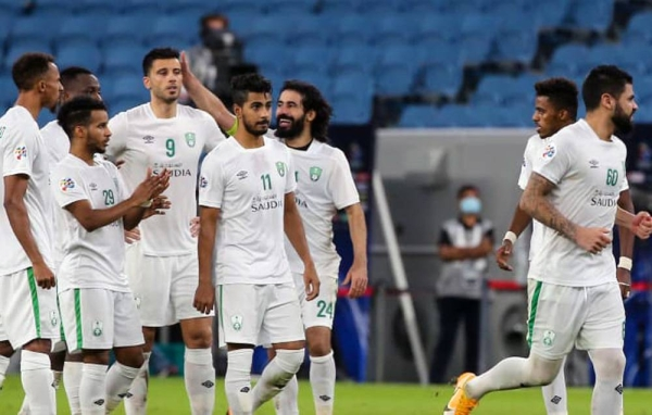 Jeddah-based Al-Ahli football club qualified Saturday for the quarterfinals of the Asian Football Confederation (AFC), beating its Emirates' rival Shabab Al-Ahli, in Doha, securing the ticket to move forward, on shootout.