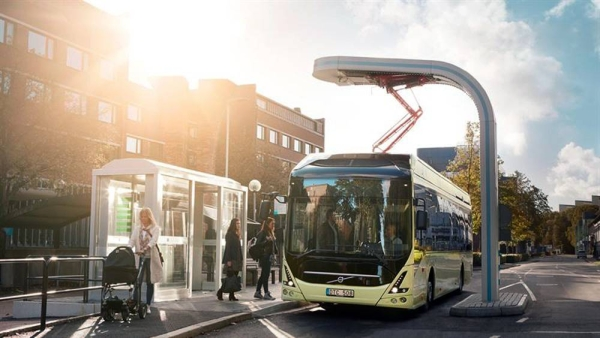 The result of a new cooperation between Volvo Buses and Stena Recycling subsidiary Batteryloop is the extension of the bus batteries life.