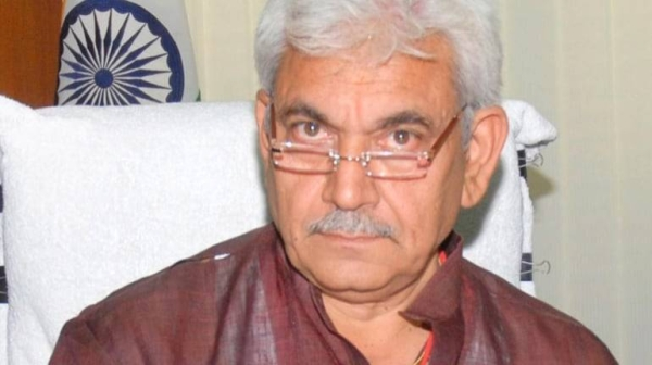 In a bid to boost the business and the other ailing sectors in Jammu and Kashmir, Lt. Gov. of Jammu and Kashmir Manoj Sinha recently announced a relief package of 1,350 crore rupees (nearly $183 million). — Courtesy photo