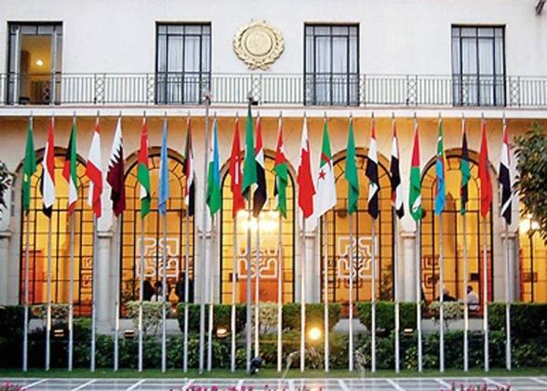 FIle Photo of Arab League headquarters in Cairo.