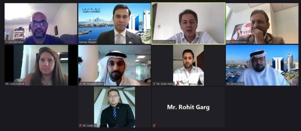 Dubai Tech Tour virtual trade mission