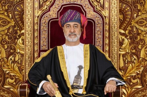 Oman's Sultan Haitham Bin Tarik