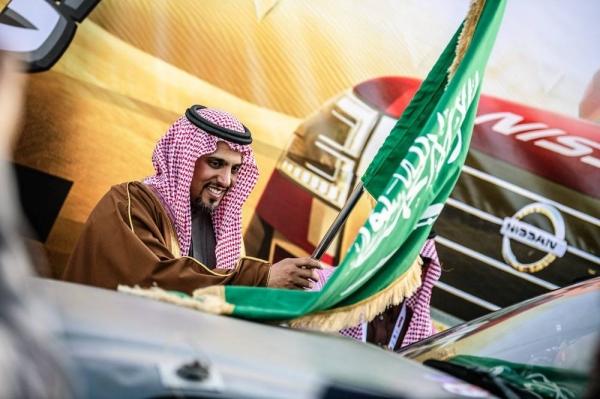 The start of  FIA calendar events in Saudi Arabia.