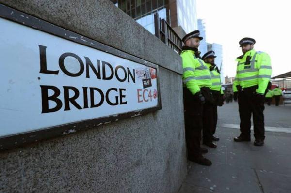 FIle photo of the London Bridge.