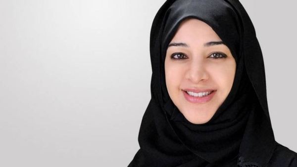 UAE Minister of State for International Cooperation Reem bint Ibrahim Al Hashemy