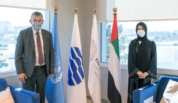 Reem Bint Ibrahim Al Hashemy, minister of state for international cooperation, has affirmed during her meeting with the Commissioner-General of UNRWA Philippe Lazzarini, that the UAE was one of the first countries to provide support to UNRWA.