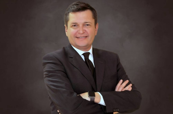 Pascal Lesaulnier, CEO Thales Saudi Arabia.