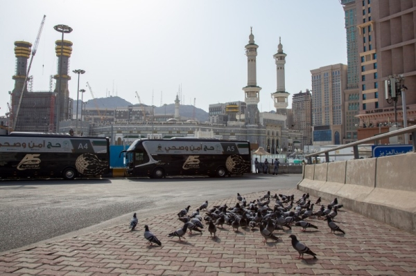 Over 700 Umrah companies geared up to receive foreign pilgrims