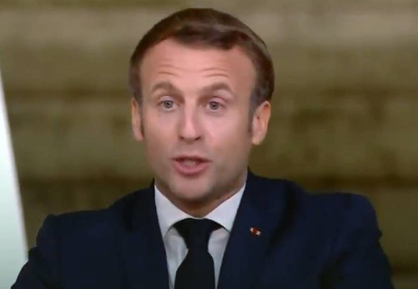 France has recalled its ambassador to Turkey after the country's President Recep Tayyip Erdoğan questioned the mental health of French counterpart Emmanuel Macron, seen in this file photo.