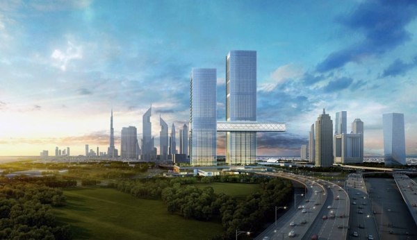 Ithra Dubai, a leading real estate developer fully owned by the Investment Corporation of Dubai, announced Tuesday the final lift of The Link and its successful completion.