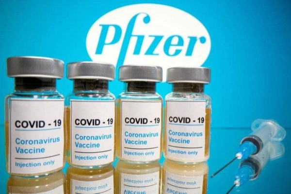 Pfizer, a US-based multinational pharmaceutical corporation, submitted on Friday a request to the US Food and Drug Administration (FDA) for an emergency use authorization for its coronavirus vaccine. — Courtesy photo