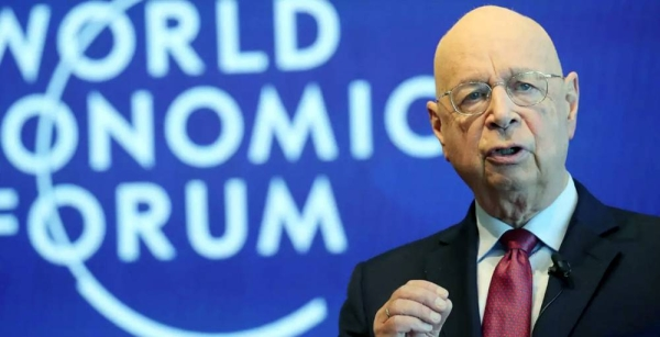 Professor Klaus Schwab, founder and executive chairman of the World Economic Forum.