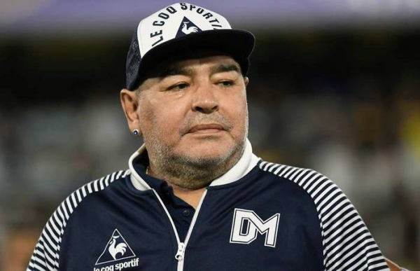 The Argentina legend Diego Maradona reportedly suffered a cardio-respiratory arrest and passed away on Wednesday.