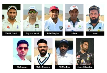 K Chinar, Pak Zalmi open account in Ace Travel Saudi Cup