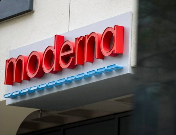 Biotech company Moderna said it will on Monday ask for approval of its COVID-19 vaccine in both Europe and the US.
