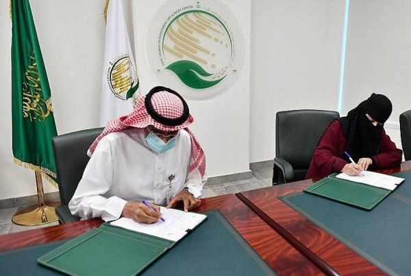 The KSrelief signed here Tuesday a joint agreement to provide school bags for Yemeni children, with a total value of $323,191.
