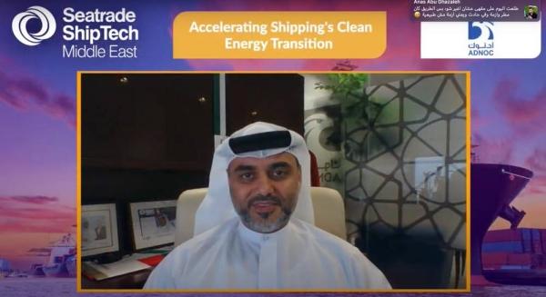Capt. Mohamed Al Ali, SVP Ship Management, ADNOC Logistics & Services