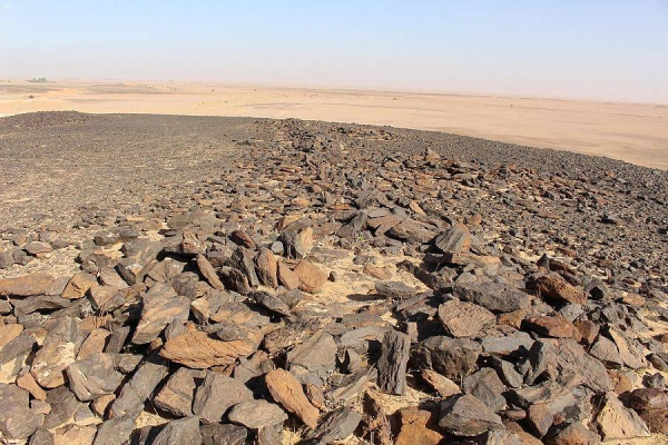 200,000-year-old tools from Stone Ageunearthed in Saudi Arabia's Qassim