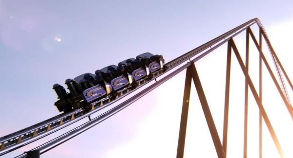 Six Flags Qiddiya Falcon's Flight