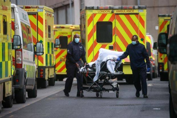 England is currently under a stringent national lockdown after cases surged over the holiday period. The UK has recorded more than 3.2 million cases of infection. — Courtesy photo