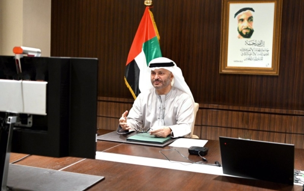 r. Anwar bin Mohammed Gargash, the UAE's minister of state for foreign affairs, said that the Arab world's problems cannot be resolved without key players on the regional and global scene collaborating to strengthen